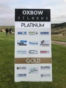 Oxbow Oilmen's Golf Tournament 2017