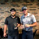 1st Place: Reece Donovan & Anthony Melle