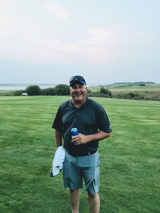 Putting Green: Randy Reynolds